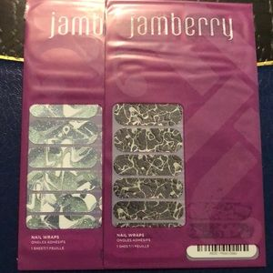 2 Jamberry Full Sheets